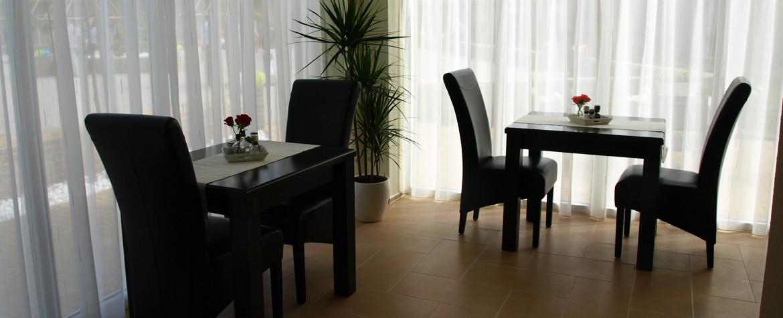 Hotel Garni Am Lindenhof Bunde - Frühstücksraum